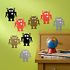 Giant Robot Wall Decals (Set of 8)
