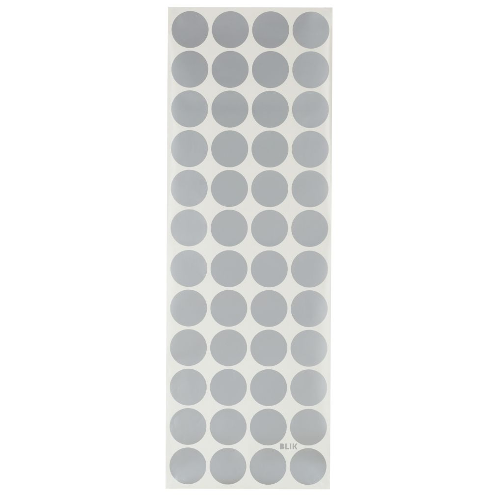 Lottie Dots Decal Set (Silver)