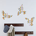 Birds Flashy Forest Decals (Set of 3)