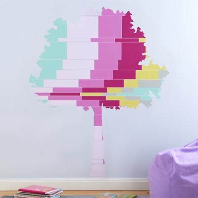 Tree Flashy Forest Decal