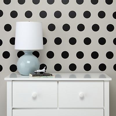 Lottie Dots Decal (Black)