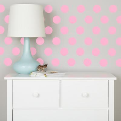 Lottie Dots Decal (Pink)