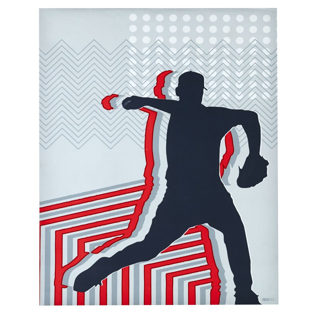 Most Valuable Decal Poster (Baseball)