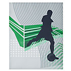 Soccer Most Valuable Decal Poster