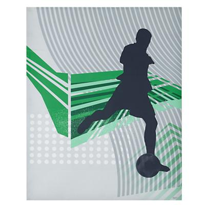 Most Valuable Decal Poster (Soccer)