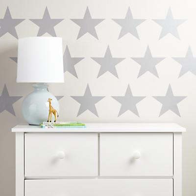 Star Bright Decals (Silver)