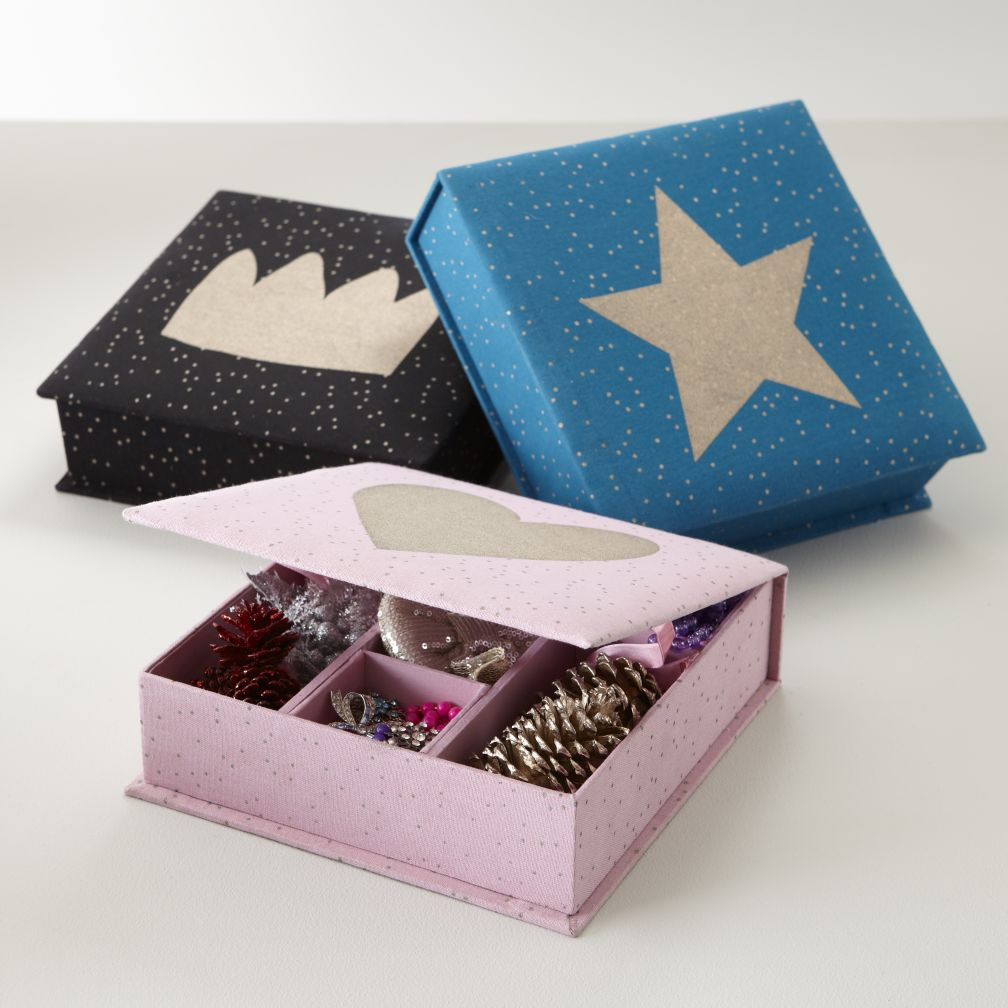 Sparkle Collection Box