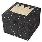 Black Sparkle Mini Box