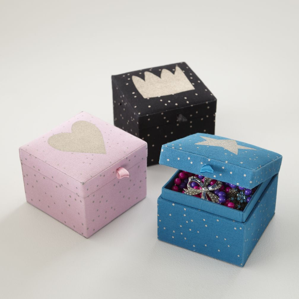 Sparkle Mini Collection Box