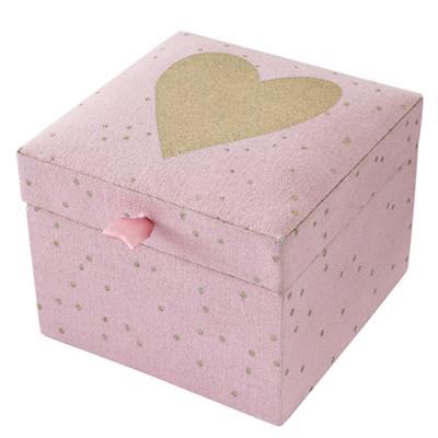 Pink Sparkle Mini Box