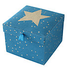 Teal Sparkle Mini Box