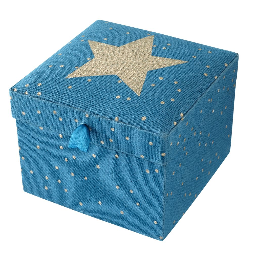 Sparkle Mini Box (Teal)