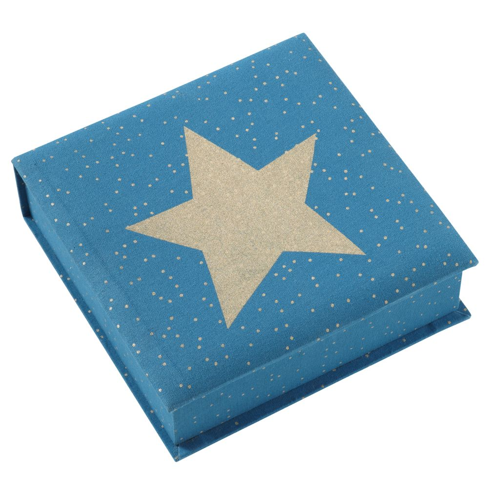 Sparkle Collection Box (Teal)
