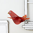 Red  Hang Your Bird High