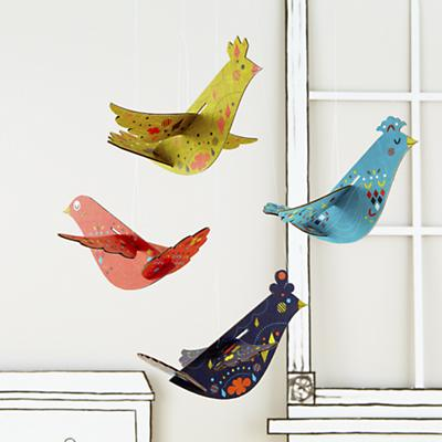 Decor_HangingBirds_Group