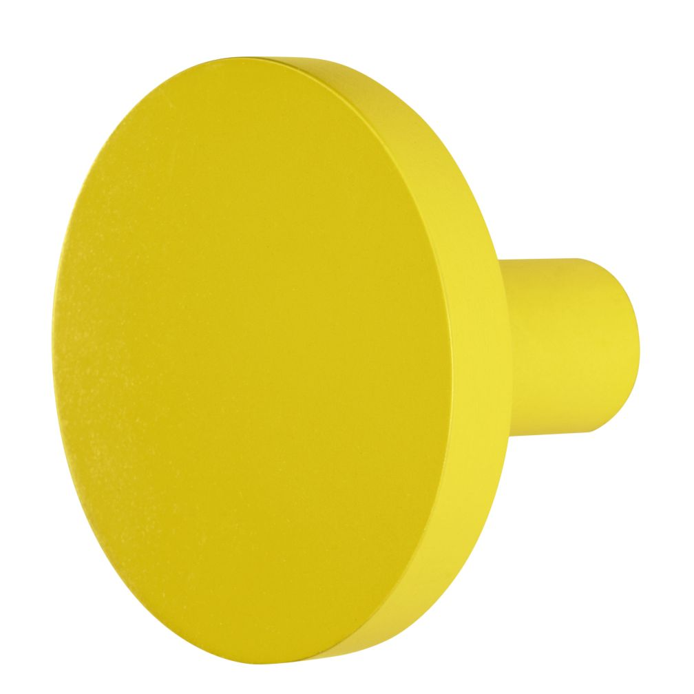 Can&#39;t Miss Wall Knob (Yellow)