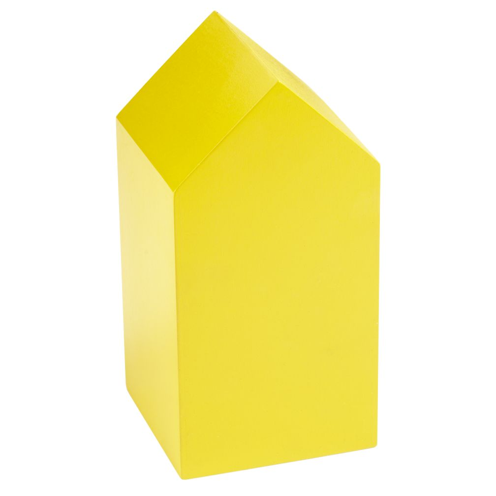Prefab House (Yellow)