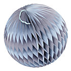 Medium Purple Well Rounded Paper Ball
