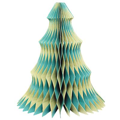 Accordian Paper Tree (Green)