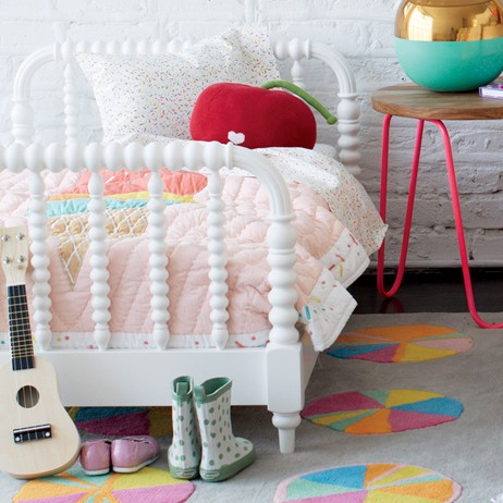 Nursery Into A Toddler Room, Toddler Bed