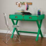 Campaign Desk (Green)