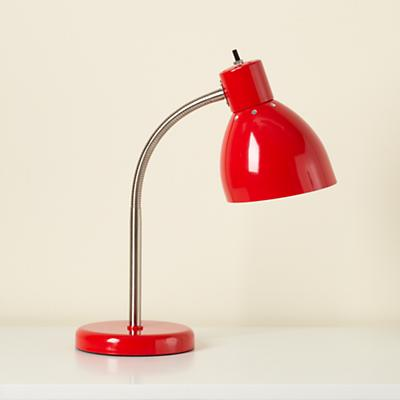 Bright Idea Desk Lamp (Red)