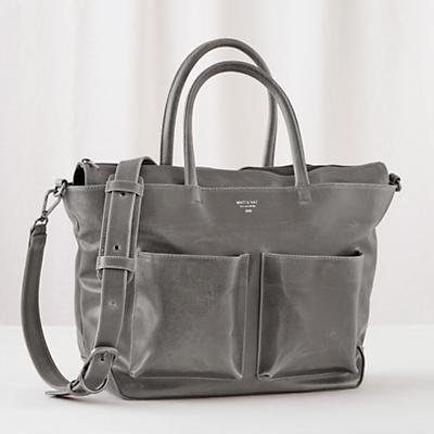 Sale alerts for  Matt and Nat Diaper Bag (Grey) - Covvet