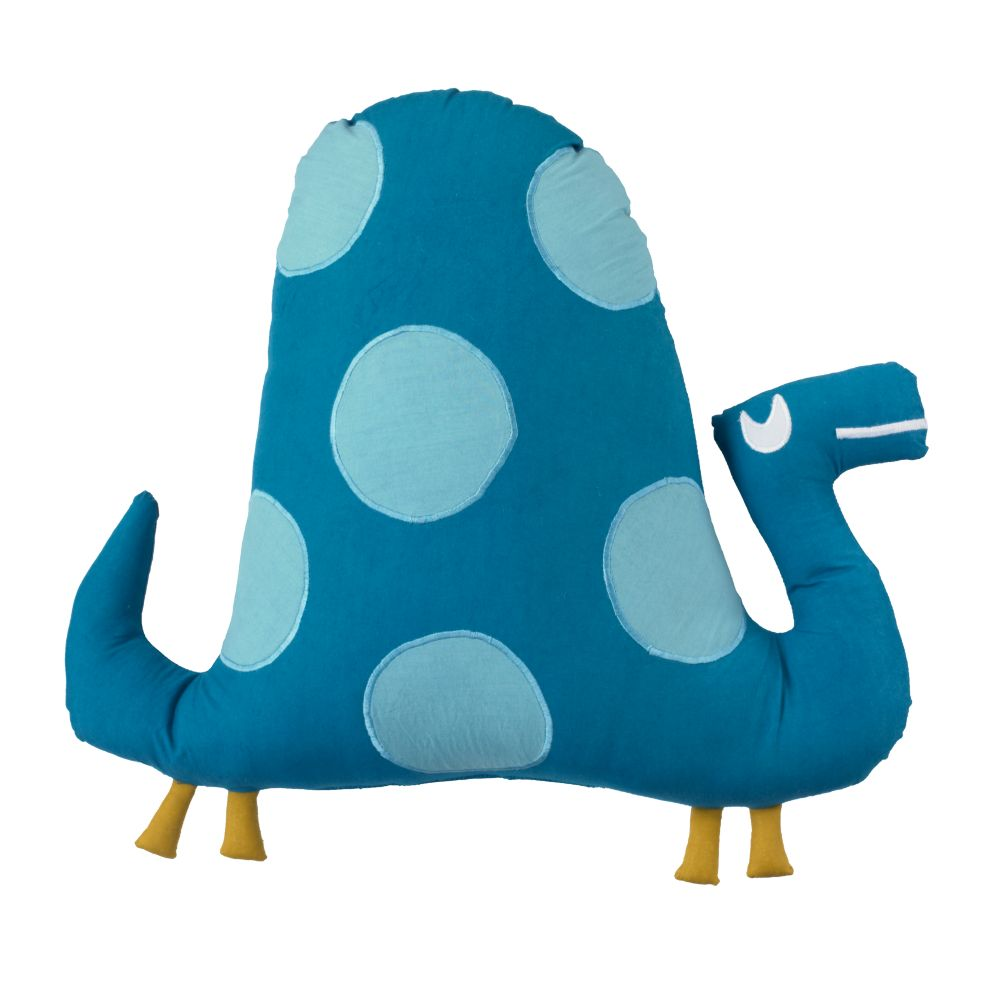 Brontosaurus Throw Pillow