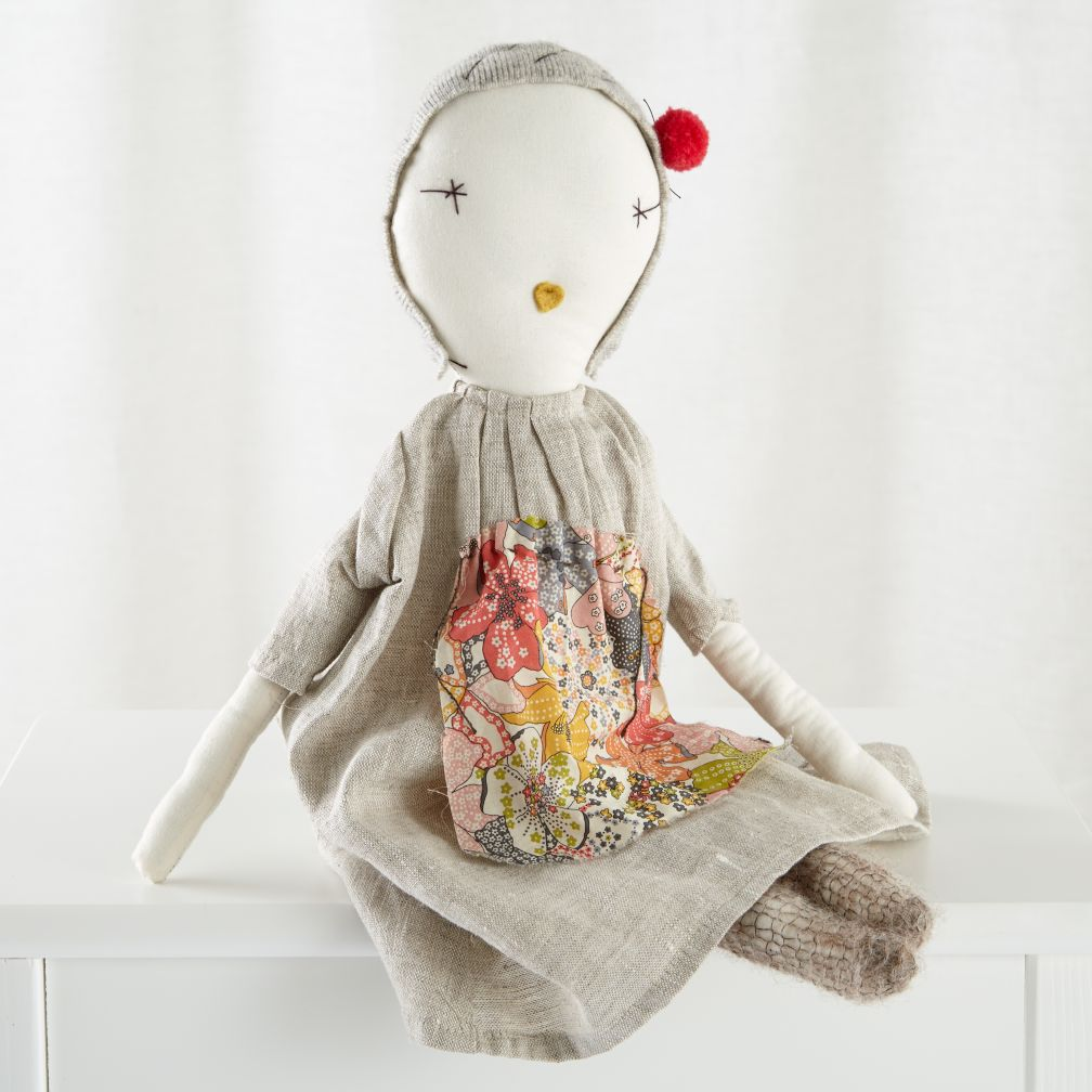 22&quot; Julia Doll