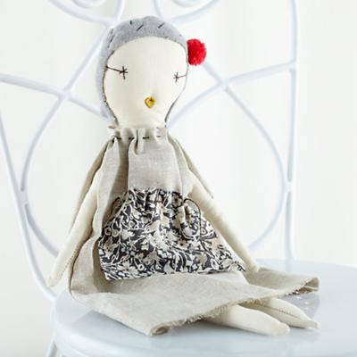 Jess Brown Pixie  Doll Mona