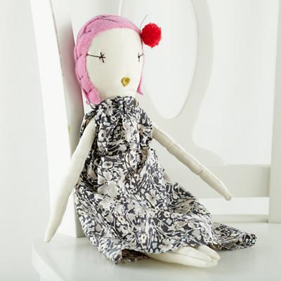 "17"" Jess Brown Doll Amelie"