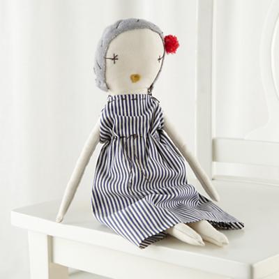 "17"" Jess Brown Doll Ana"