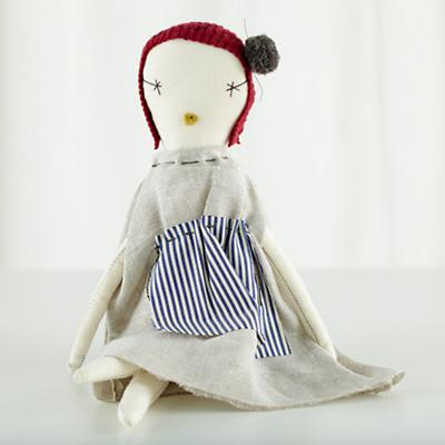 "17"" Jess Brown Doll Calista"