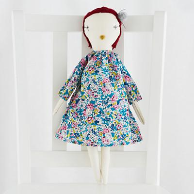 Jess Brown Pixie Doll Adeline