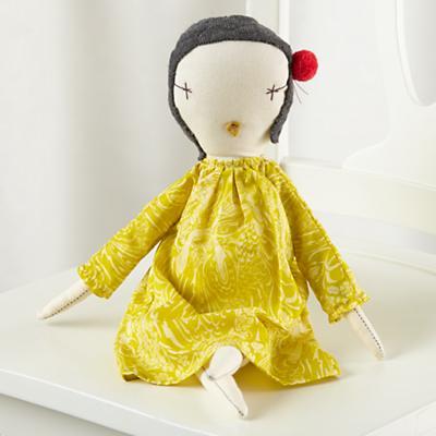 Jess Brown Pixie Doll Adya