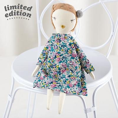 Jess Brown Pixie Doll Anemone