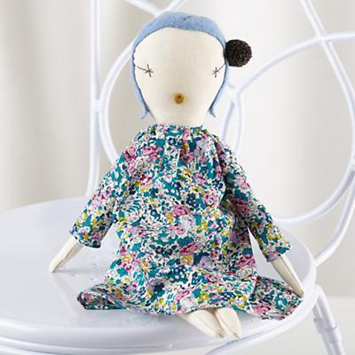 Jess Brown Pixie Doll Ann Marguerite