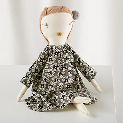 Jess Brown Pixie Doll Apple