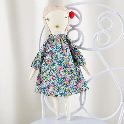 Jess Brown Pixie Doll Bay