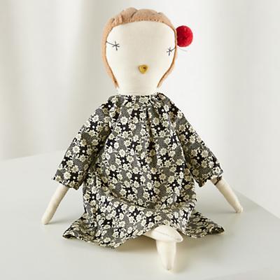 Jess Brown Pixie Doll Bunny