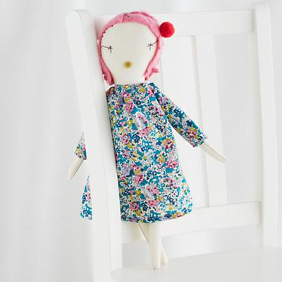 Jess Brown Pixie Doll Clover