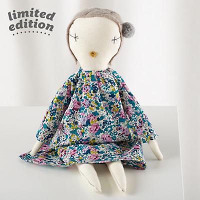 Jess Brown Pixie Doll Elin