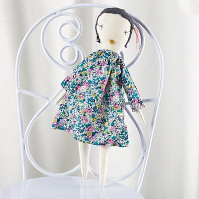 Jess Brown Pixie Doll Geena