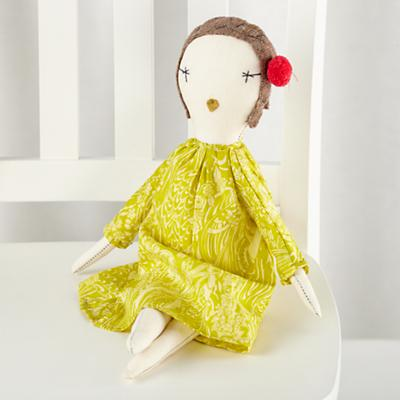 Jess Brown Pixie Doll Gem
