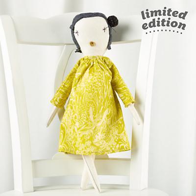 Jess Brown Pixie Doll Ginnie