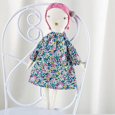 Jess Brown Pixie Doll Jada