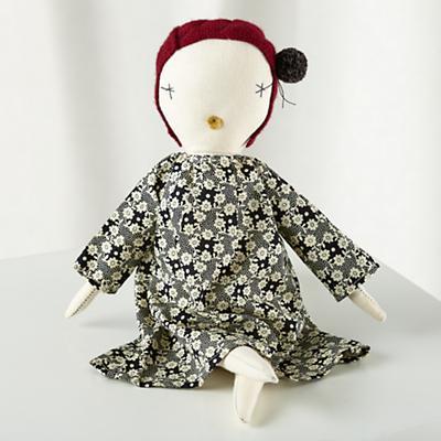 Jess Brown Pixie Doll Jess