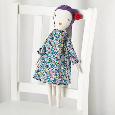 Jess Brown Pixie Doll Judith