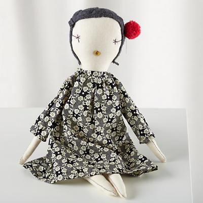 Jess Brown Pixie Doll Junie