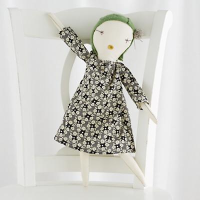 Jess Brown Pixie Doll Melissa
